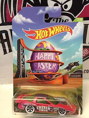 (TAS004752) - Hot Wheels Happy Easter Cottontail Racing, , Cars, Hot Wheels, The Angry Spider Vintage Toys & Collectibles Store