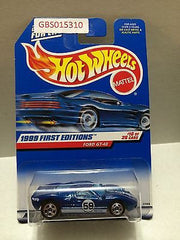 (TAS031004) - Mattel Hot Wheels Car - Ford GT-40, , Cars, Hot Wheels, The Angry Spider Vintage Toys & Collectibles Store