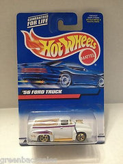 (TAS003591) - 2000 Mattel Hot Wheels Die Cast Replica - '56 Ford Truck, , Trucks & Cars, Hot Wheels, The Angry Spider Vintage Toys & Collectibles Store  - 1