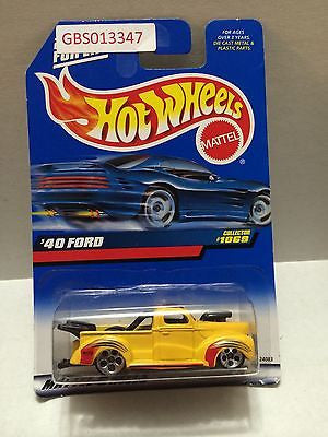 (TAS030909) - Mattel Hot Wheels Car - '40 Ford, , Cars, Hot Wheels, The Angry Spider Vintage Toys & Collectibles Store