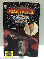 (TAS008479) - Collectible Star Trek II The Wrath of Khan Action Figure, , Action Figure, Star Trek, The Angry Spider Vintage Toys & Collectibles Store