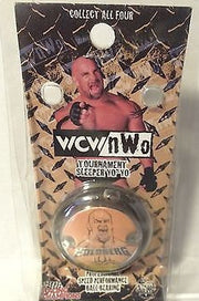 (TAS000463) - WWE WWF WCW Racing Champions Wrestling Goldberg Yo Yo, , Yo-Yo, Wrestling, The Angry Spider Vintage Toys & Collectibles Store