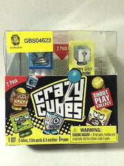 (TAS030521) - 2012 Spin Master Crazy Cubes - Arctic Cubes 2 Pack, , Other, Varies, The Angry Spider Vintage Toys & Collectibles Store