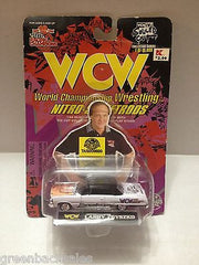 (TAS009680) - 1998 Racing Champions WCW Nitro-Street Rod Car - Larry Zbyszko, , Diecast-Modern Manufacture, Racing Champions, The Angry Spider Vintage Toys & Collectibles Store  - 3