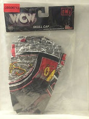 (TAS030529) - 1999 Racing Champions WCW Wrestling Skull Cap - Sting, , Clothing & Accessories, Wrestling, The Angry Spider Vintage Toys & Collectibles Store