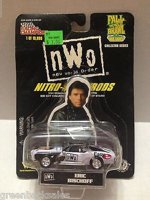 (TAS008743) - 1998 Racing Champions NWO Nitro-Streetrods - Eric Bischoff, , Other, Racing Champions, The Angry Spider Vintage Toys & Collectibles Store  - 1