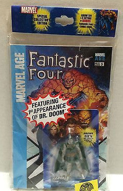 (TAS008414) - Collectible Marvel Special Collector's Edition Fantastic Four, , Action Figure, Marvel, The Angry Spider Vintage Toys & Collectibles Store