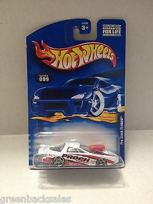 (TAS010314) - 2000 Mattel Hot Wheels Die Cast Replica - Pro Stock Firebird, , Trucks & Cars, Hot Wheels, The Angry Spider Vintage Toys & Collectibles Store  - 1