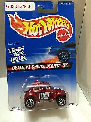 (TAS030940) - Hot Wheels Baja Bug Dealer's Choice Series 3/4, , Cars, Hot Wheels, The Angry Spider Vintage Toys & Collectibles Store