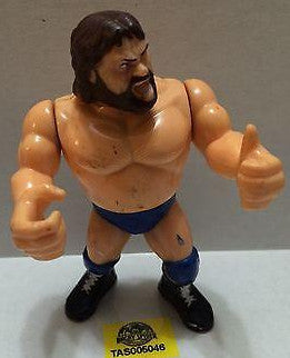 (TAS005046) - WWE WWF WCW Wrestling Hasbro Action Figure - Hacksaw Jim Duggan, , Action Figure, Wrestling, The Angry Spider Vintage Toys & Collectibles Store