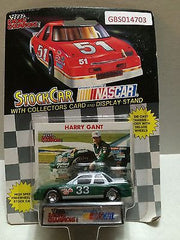 (TAS030654) - Racing Champions StockCar Nascar - Harry Gant #33, , Trucks & Cars, Racing Champions, The Angry Spider Vintage Toys & Collectibles Store