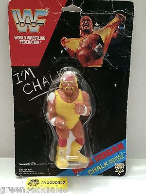 (TAS000043) - WWE WWF WCW Wrestling Hulk Hogan Chalk, , Crayons, Wrestling, The Angry Spider Vintage Toys & Collectibles Store