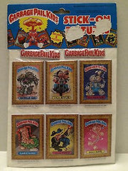 (TAS004885) - 1985 Topps Garbage Pail Kids Stick-On Pictures, , Stickers, n/a, The Angry Spider Vintage Toys & Collectibles Store