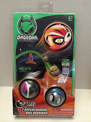(TAS001000) - DageDar 2 Supercharged Ball Bearing, , Game, Varies, The Angry Spider Vintage Toys & Collectibles Store