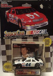 (TAS000980) - Racing Champions StockCar Nascar - Larry Caudill #44 Army, , Trucks & Cars, Nascar, The Angry Spider Vintage Toys & Collectibles Store