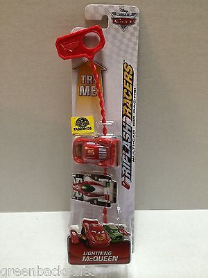 (TAS009435) - Disney Pixar Cars - RipFlash Racers - Lightning McQueen, , Action Figure, Disney, The Angry Spider Vintage Toys & Collectibles Store