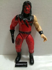 (TAS031285) - WWF WWE WCW Jakks Wrestling Figure - Kane, , Action Figure, Wrestling, The Angry Spider Vintage Toys & Collectibles Store