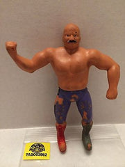 (TAS003562) - WWE WWF WCW Wrestling Bendies Action Figure - The Iron Sheik, , Sports, Varies, The Angry Spider Vintage Toys & Collectibles Store