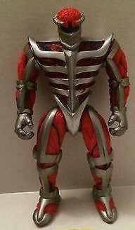 (TAS003832) - Bandai Power Rangers Evil Space Aliens - Red Light Lord Zedd, , Sports, Varies, The Angry Spider Vintage Toys & Collectibles Store