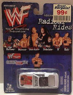 (TAS005486) - 1999 WWF Radical Rides Diecast Replica - The Rock, , Other, Racing Champions, The Angry Spider Vintage Toys & Collectibles Store  - 1