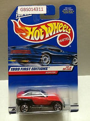 (TAS030967) - Mattel Hot Wheels Car - Jeepster, , Cars, Hot Wheels, The Angry Spider Vintage Toys & Collectibles Store