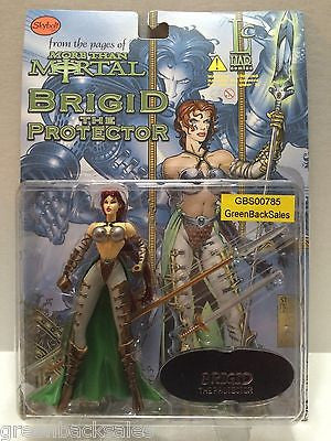 (TAS031653) - More than Mortal Brigid the Protector Figure, , Action Figure, n/a, The Angry Spider Vintage Toys & Collectibles Store