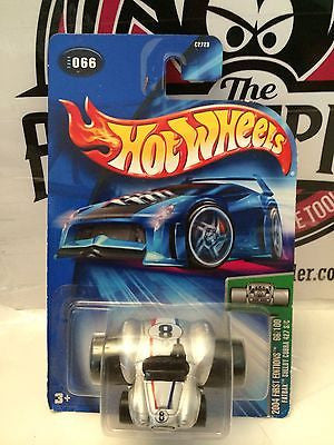 (TAS004564) - Hot Wheels '04 First Ed 66/100 Fatbax Shelby Cobra Collector #066, , Cars, Hot Wheels, The Angry Spider Vintage Toys & Collectibles Store