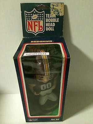 (TAS030691) - NFL Team Bobble Head Doll - Redskins, , Bobblehead, NFL, The Angry Spider Vintage Toys & Collectibles Store