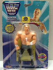 (TAS008231) - WWF WWE Wrestling JusToys Bend-Ems Figure - Hunter Hearst Helmsley, , Action Figure, Wrestling, The Angry Spider Vintage Toys & Collectibles Store