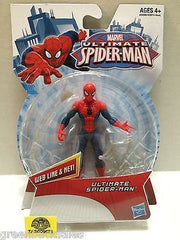 (TAS009678) - Marvel Ultimate Spider-Man - Hasbro, , Action Figure, Spiderman, The Angry Spider Vintage Toys & Collectibles Store