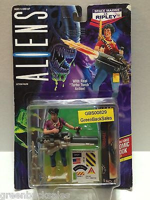 (TAS031382) - Vintage Aliens Action Figure - Space Marine LT. Ripley, , Action Figure, n/a, The Angry Spider Vintage Toys & Collectibles Store
