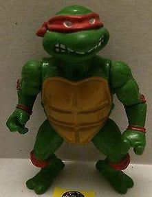 (TAS003804) - Playmates TMNT Teenage Mutant Ninja Turtle Figure - Raphael, , Sports, Varies, The Angry Spider Vintage Toys & Collectibles Store