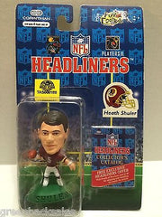 (TAS008188) - MLB NBA NFL NHL Headliners Sports Figure - Health Shuler, , Action Figure, NFL, The Angry Spider Vintage Toys & Collectibles Store
