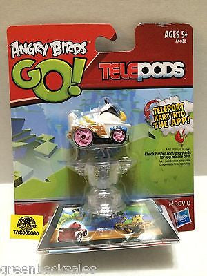 (TAS009660) - Angry Birds GO! Telepods - Teleport Kart into the App, , Action Figure, Angry Birds, The Angry Spider Vintage Toys & Collectibles Store