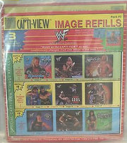 (TAS031403) - WWE WWF WCW Wrestling Capti-View Image Refills, , Other, Wrestling, The Angry Spider Vintage Toys & Collectibles Store