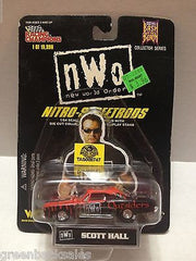 (TAS008747) - 1998 Racing Champions NWO Nitro-Streetrods - Scott Hall, , Other, Racing Champions, The Angry Spider Vintage Toys & Collectibles Store  - 3