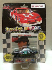 (TAS030656) - Racing Champions StockCar Nascar - Kenny Wallace #36, , Trucks & Cars, Racing Champions, The Angry Spider Vintage Toys & Collectibles Store