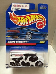 (TAS030969) - Hot Wheels Dairy Delivery - Collector #1004, , Cars, Hot Wheels, The Angry Spider Vintage Toys & Collectibles Store