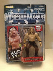 (TAS012668) - WWF WWE WrestleMania XV SuperStars Figure Series 7 - Edge, , Action Figure, Wrestling, The Angry Spider Vintage Toys & Collectibles Store  - 1