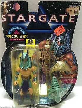 (TAS008441) - Collectible StarGate Action Figure - Anubis, , Action Figure, n/a, The Angry Spider Vintage Toys & Collectibles Store