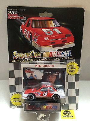 (TAS004889) - Racing Champions StockCar Nascar - Phil Parsons #18, , Other, Varies, The Angry Spider Vintage Toys & Collectibles Store