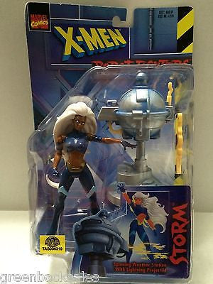 (TAS006319) - Marvel Comics X-Men Robot Fighters - Storm, , Action Figure, X-Men, The Angry Spider Vintage Toys & Collectibles Store