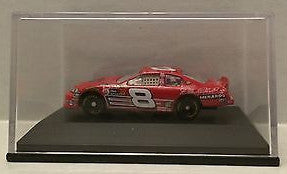(TAS001106) - NASCAR Car with Plastic Case - Dale Earnhardt #8, , Cars, NASCAR, The Angry Spider Vintage Toys & Collectibles Store