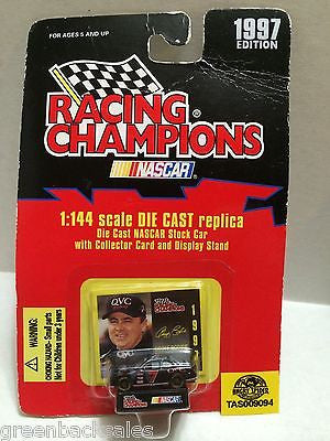 (TAS009094) - Racing Champions 1:144 Scale Die-Cast Car - Geoff Bodine, , Cars, Nascar, The Angry Spider Vintage Toys & Collectibles Store