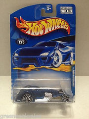 (TAS010325) - 2000 Mattel Hot Wheels Die Cast Replica - Hammered Coupe, , Trucks & Cars, Hot Wheels, The Angry Spider Vintage Toys & Collectibles Store  - 1