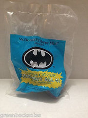 (TAS010378) - McDonald's Happy Meal Batman Collectible Toy - Catwoman, , Other, McDonalds, The Angry Spider Vintage Toys & Collectibles Store  - 1
