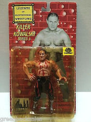 (TAS008657) - Legends of Professional Wrestling - Series 3 Killer Kowalski, , Action Figure, n/a, The Angry Spider Vintage Toys & Collectibles Store