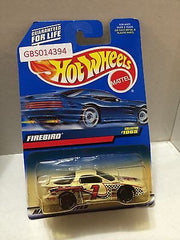 (TAS030987) - Mattel Hot Wheels Car - Firebird, , Cars, Hot Wheels, The Angry Spider Vintage Toys & Collectibles Store