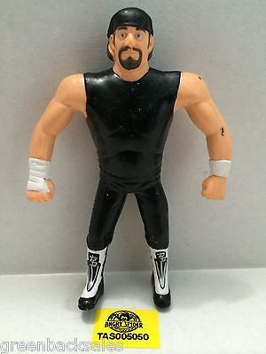 (TAS005050) - WWE WWF WCW nWo Wrestling Bend-Ems Action Figure - Road Dogg, , Sports, Varies, The Angry Spider Vintage Toys & Collectibles Store