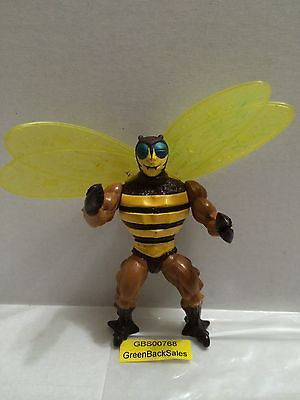 (TAS031255) - Mattel He-Man Masters of the Universe MOTU Figure - Buzz-Off, , Action Figure, MOTU, The Angry Spider Vintage Toys & Collectibles Store